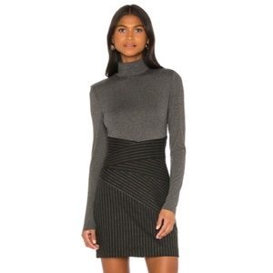 Bailey 44 Holly Dress in Black & Anthracite